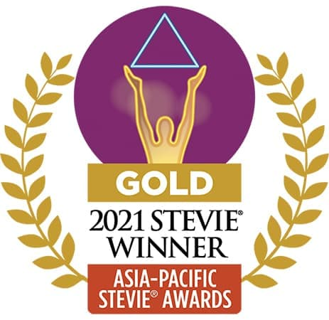 2021年スティービー®アジア・パシフィック賞